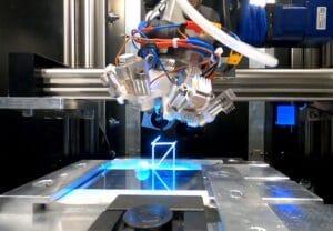 3D-Drucker mit Linearachsen von igus