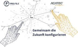 Procad und Acatec vereinigen ihre Softwarelösungen