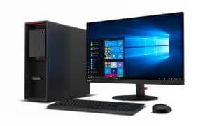 Lenovo ThinkStation P620: Die weltweit erste Workstation mit AMD Ryzen™ Threadripper