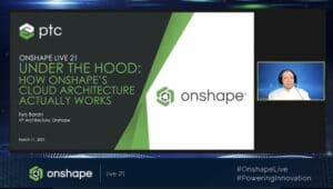 Ilya Baran, VP Architecture bei Onshape
