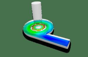 Simulation von Turbomaschinen