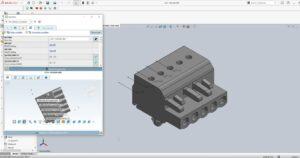 Cadenas in SolidWorks Electrical